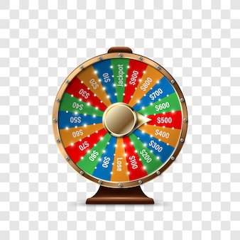 Wheel of fortune pour gagner le jackpot
