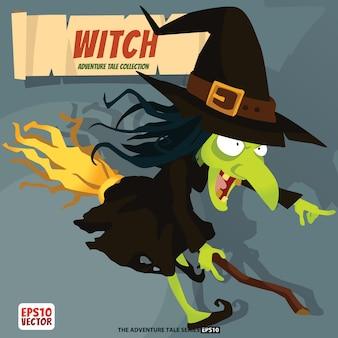 Wicth noir