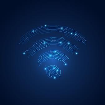 Wifi électronique