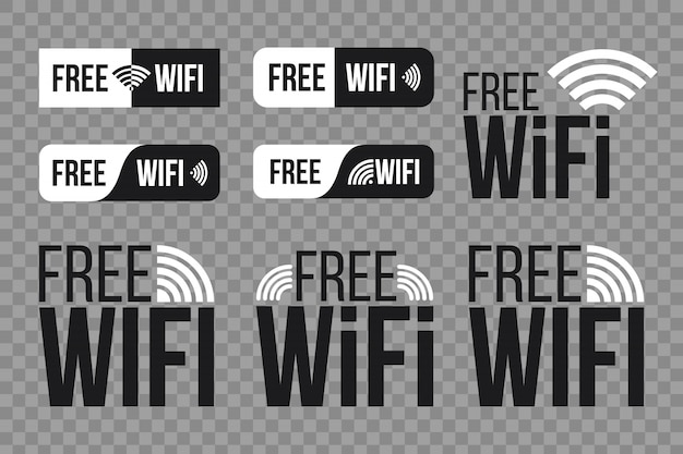 Wifi gratuit, réseau sans fil pour un accès wlan gratuit