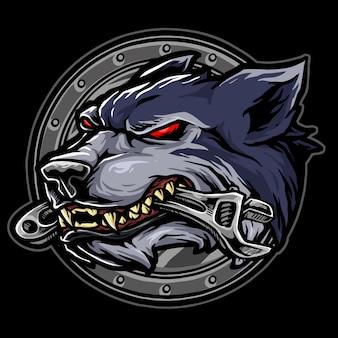 Wolf motard