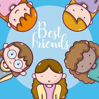 Womens meilleurs amis