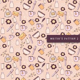 Writers motif 2
