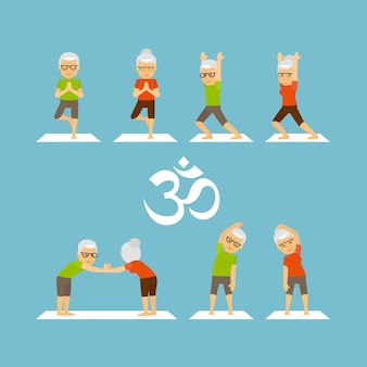 Yoga oldies