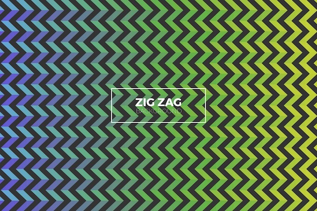Zig zag shape abstract background gradient