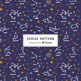 Zodiac patter