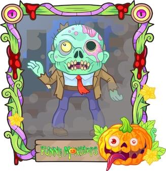 Zombie maléfique