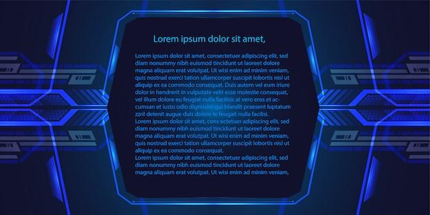 Zone de texte, technologie de cyber-sécurité des objets