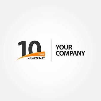10 años de aniversario
