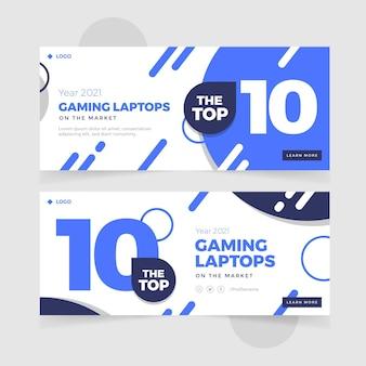 Los 10 mejores banners de calificación