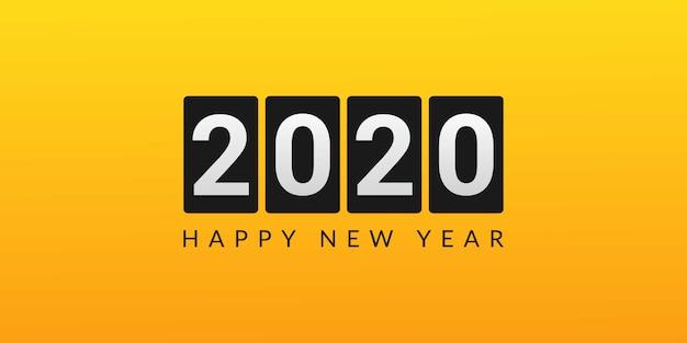 2020 año nuevo