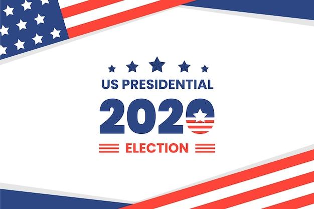 2020 antecedentes de las elecciones presidenciales de ee.