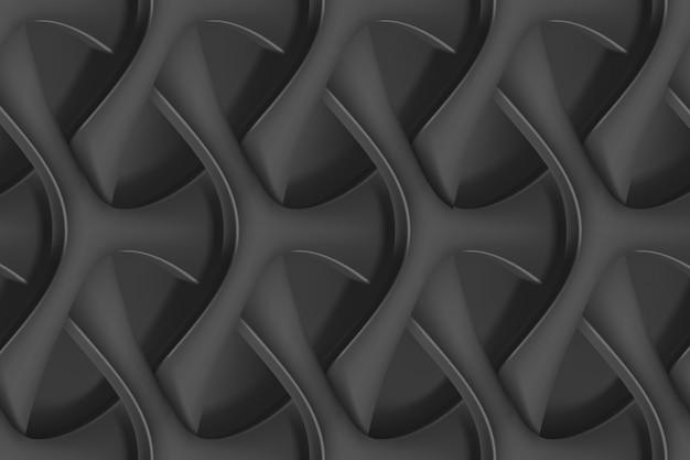 3d sin patrón geométrico
