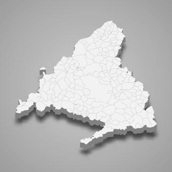 3d region de españa
