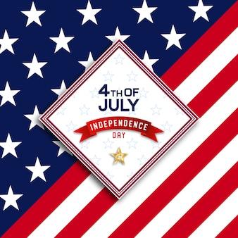 4 de julio día de la independencia de estados unidos.