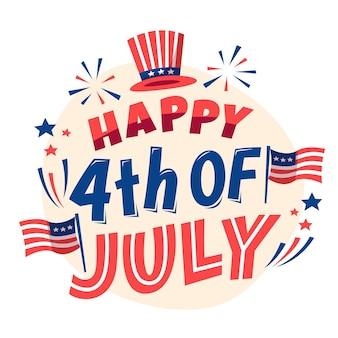 4 de julio letras del día de la independencia