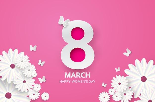 8 de marzo feliz día de la madre