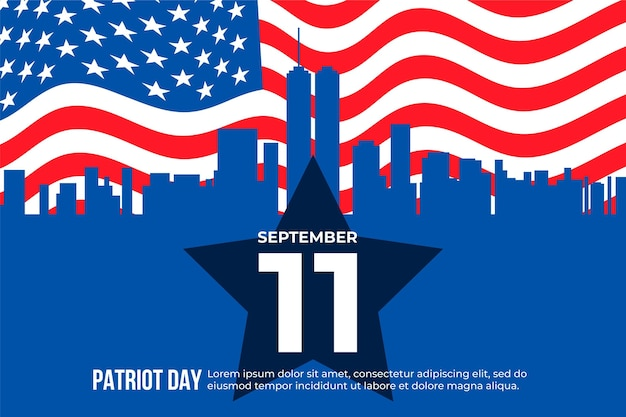 9.11 fondo del día del patriota