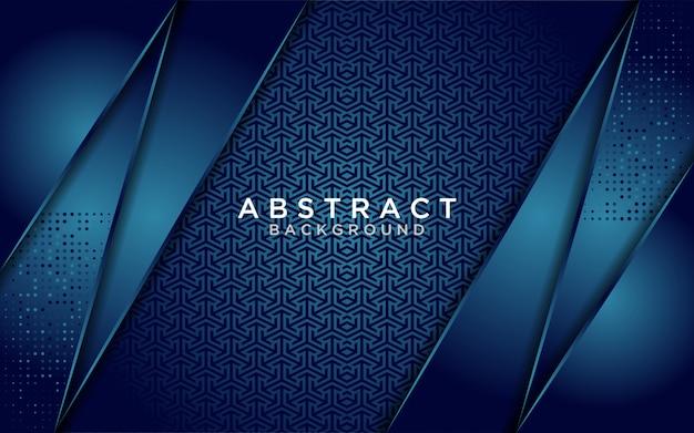 Abstact textura azul con estilo moderno