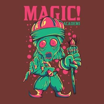 Academia de magia