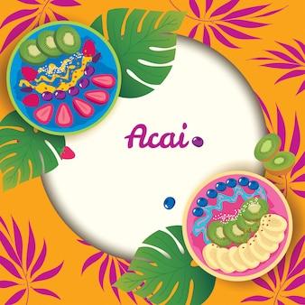 Acai-plantilla