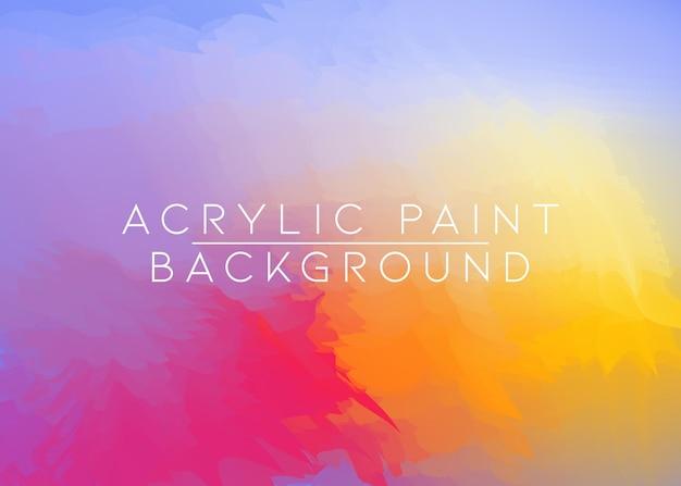 Acrílico pintura artística textura fondo obra de arte telón de fondo diseño plantilla de banner
