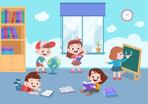 Actividad escolar