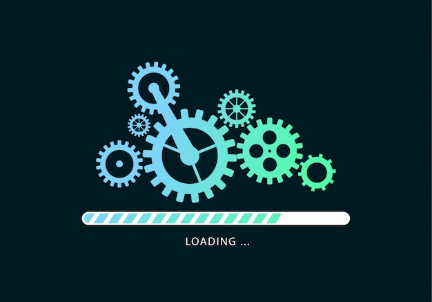 Actualización de archivos con mecanismo.