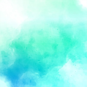 Acuarela turquesa
