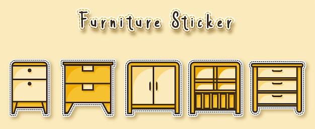 Adhesivo para muebles