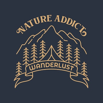 Adicto a la naturaleza