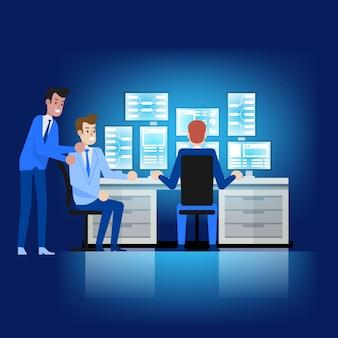 Administrador de mantenimiento de base de datos