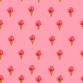 Adorno de helado