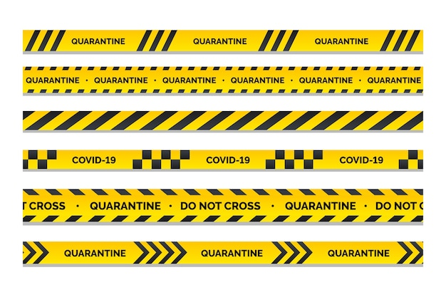 Advertencias sobre los peligros del virus.