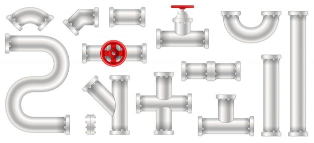 Agua plástica, oleoductos, gasoductos, tuberías de aguas residuales.