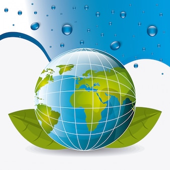 Ahorrar ecología del agua