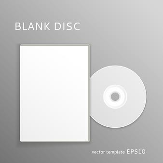 Aislar disco en blanco