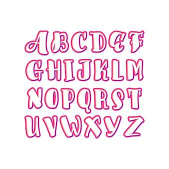 Alfabeto de vectores