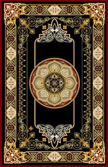 Persa alfombra fotos y vectores gratis for Alfombra persa roja