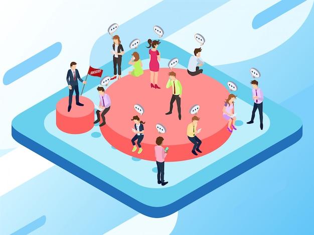 Algunos servicios de atención al cliente que trabajan en su trabajo interactuando con sus clientes