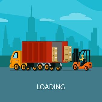 Almacén logístico