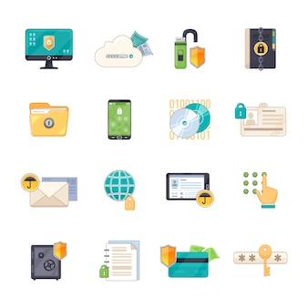 Almacenamiento seguro de datos personales