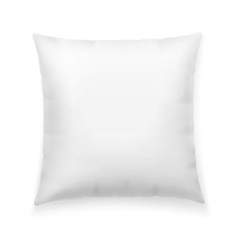 Almohada suave vacía