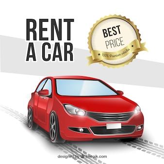 Alquilar un coche