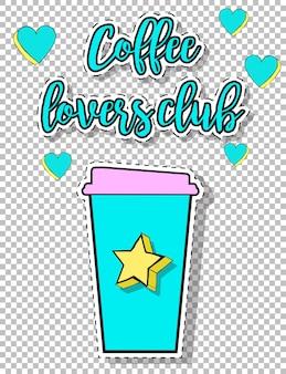 Amante del café