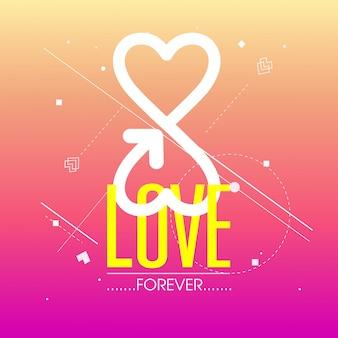 Amar por siempre