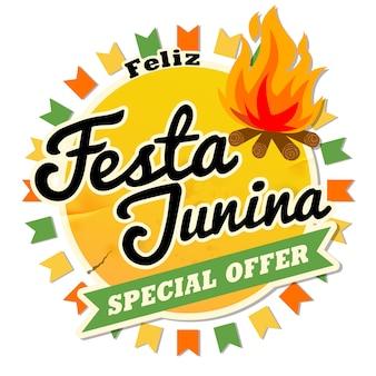 América latina fiesta tradicional junina la fiesta de junio de brasil.