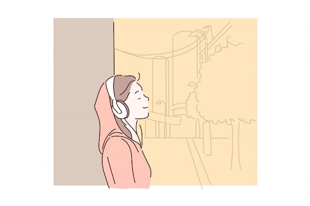 Amor al concepto de música.