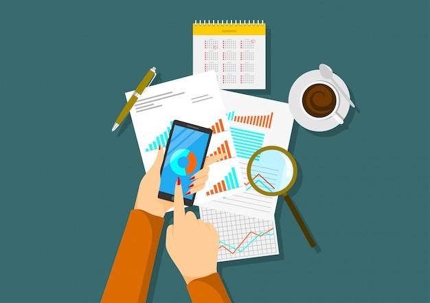Análisis de los datos . análisis de negocio.