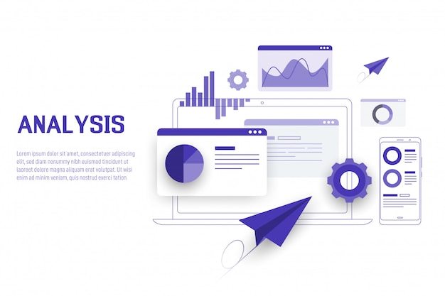 Análisis de datos móviles, investigación, planificación y estadísticas.